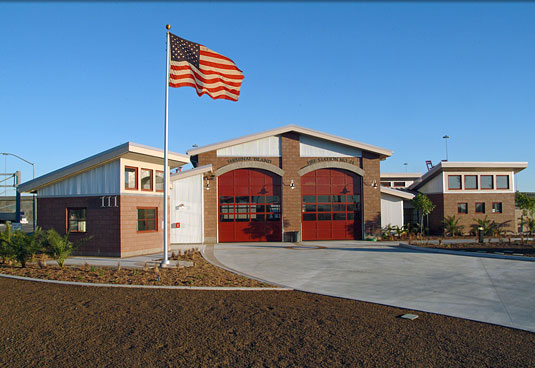 Long Beach Fire Station no. 24