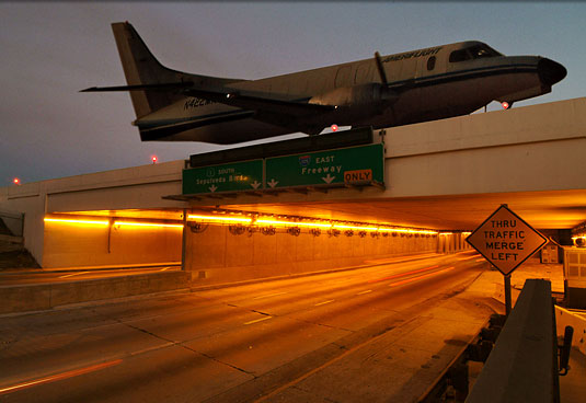 """Taxiway """"C"""" LAX"""